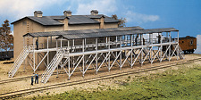 ICE HOUSE & PLATFORMS - N SCALE CORNERSTONE KIT 933-3245