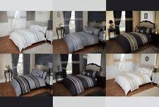 Linge de lit et ensembles noirs pour chambre à coucher