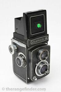Yashica-A Medium Format 6x6cm Twin Lens Camera (TLR)