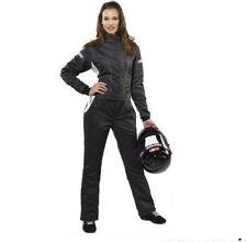 Simpson 2 LAYER LADIES VIXEN NOMEX DRIVING SUIT SFI-5, Fire Suit,Drivers Suit
