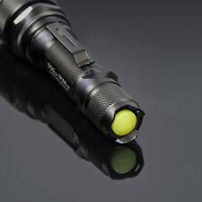 TactX LM500 Flashlight Tail Button Switch