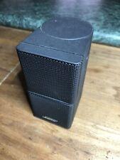 Genuine BOSE Acoustimass Double Cube Single Speaker