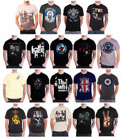 The Who T Shirt mens mod target band logo tour 2016 Quadrophenia official