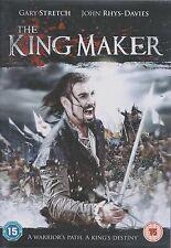 THE KING MAKER - Gary Stretch, John Rhys-Davies, Cindy Burbridge (DVD 2011)