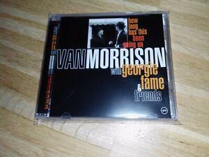 CD VAN MORRISON WITH GEORGIE FAME & FRIENDS