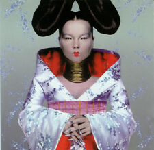 CD Björk ‎Homogenic Mother Records ‎MUMCD9706 539 166-2 eu 1997