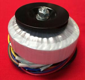 Antek Tube Amplifier Transformer - 50VA 280V-260V-0V & 6.3V 2A x2 AS-05T280