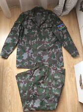 TTSKO Butan Butane Azerbaijan army camouflage Nagorno Karadakh war 1993
