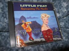 "LITTLE FEAT CD ""REPRESENTING THE MAMBO"" 1990 WARNER BROTHERS RECORDS"