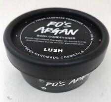 Lush Cosmetics Ro's Argan Body Conditioner 50g - Travel size