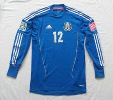 Mexico Goalkeeper football soccer shirt jersey 2012 Women W Cup Formotion Player