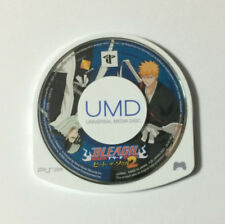 USED PSP Disc Only BLEACH Heat the Soul 2 JAPAN Sony PlayStation Portable import