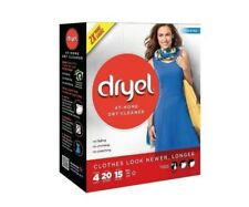 Dryel At-Home Dry Cleaning Starter Kit With Bag, Breeze Clean Boost Scent - 1 x