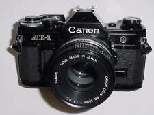 Canon AE-1 Model Film Cameras
