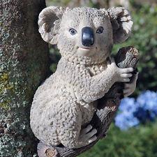 Australian Koala Wall Sculpture Statue