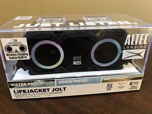 Altec Lansing Lifejacket Jolt Waterproof Bluetooth Speaker