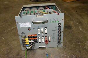 Shindengen SAC3750G WBL-PS3750W Power Supply Advantest T6671E Test System
