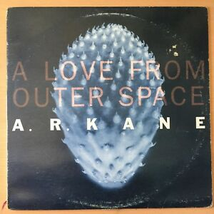 """A.R. KANE A Love From Outer Space US Press 12"""""""