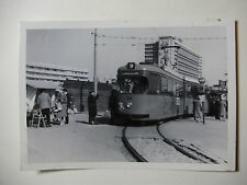 N193 - 1950/60s ROTTERDAM ELECTRIC TRAMWAYS ~ TRAM No261 PHOTO Netherlands