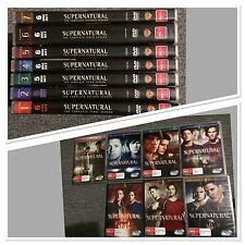 Supernatural Season 1+2+3+4+5+6+7 (1-7) DVD Aus Seller