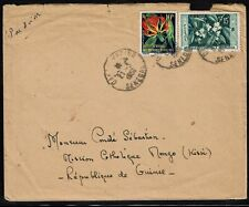 French Equatorial Africa 1960 Cover - Lot 091317