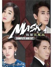 Mask Korean TV Drama Dvd -English Subtitle