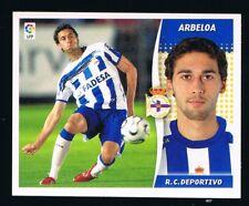 ESTE 2006/2007 CROMO MUY DIFICIL ARBELOA DEPORTIVO