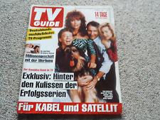 TV Guide Programm 13.-26.Februar 1993 Eine Schrecklich nette Familie Cover RAR