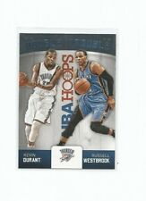 2015-16 PANINI HOOPS DOUBLE TROUBLE KEVIN DURANT & RUSSELL WESTBROOK #3 NM-MINT!
