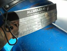 ALLWEILER SME80 ER46 W12 SCREW PUMP NEW OLD STOCK SAVE $$$