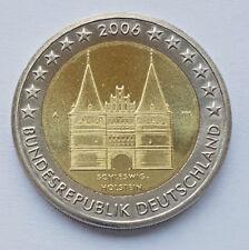Allemagne 2006 pièce de 2 euro commémorative neuve atelier A