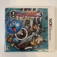 Nintendo 3DS Slime Morimori Dragon Quest 3 Square Enix Japan Import