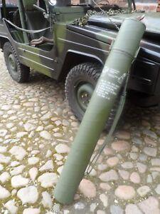 Bundeswehr Rolle Hülle Munitionsbehälter Munitionsrolle für  Panzerfaust