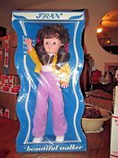 "Lovee Toy Co. Vintage 23"" Fran The Beautiful Walker Doll *NIB"