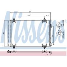 Kondensator Klimaanlage - Nissens 94826