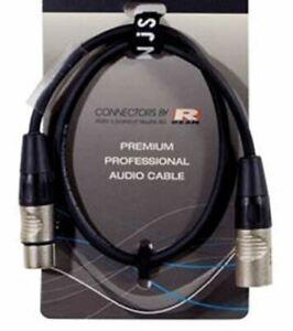 NJS70 | Microphone Lead | XLR Female to XLR Male