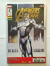 PANINI COMICS MARVEL AVENGERS NOW N°1 JUIN 2015 COVER VARIANT 1/3 TAYLOR CINAR