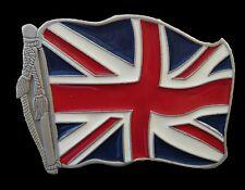 UNION JACK ENGLAND UK BRITISH COUNTRY FLAG BELT BUCKLES BOUCLE DE CEINTURE