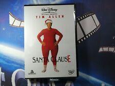 Santa Clause Tim Allen  Walt Disney DVD