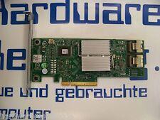 Dell PERC H310 SATA SAS Controlador RAID 6gbps PCIe x8 LSI 0hv52w LSI sas2008