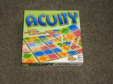 ACUITY GAME : VERY RARE EDITION BY FAT BRAIN TOY Co IN VGC (FREE UK P&P)
