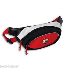 DUCATI CORSE Bauchtasche Hüfttasche Gürtel Tasche Belt Bag rot weiß NEU !!
