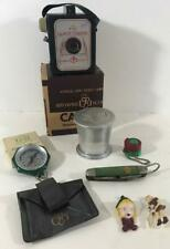 Vintage 1950's Era GIRL SCOUTS Lot w/ Camera and More