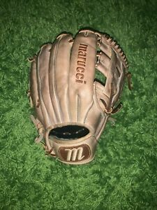 Marucci Honor the Game Baseball Glove 11.75 Great Condition 9/10. Game ready.