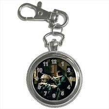 The Astronomer Johannes Vermeer Pocket Watch Keychain - Painting (Art)