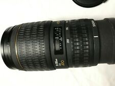 Sigma EX 70-200 mm F/2.8 II APO HSM EX DG AF Objektiv  für Canon EOS
