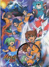 pencil board Shitajiki + sticker Inazuma Eleven go anime Tenma Kyousuke Fey Rune