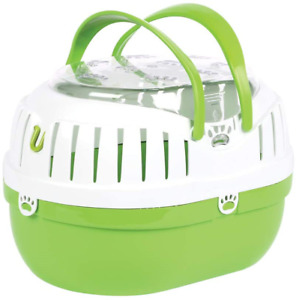 Out & About Small Animal Carrier, Small, Green