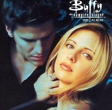 Buffy the Vampire Slayer: The Album by Original Soundtrack (CD, Oct-1999, Tvt...