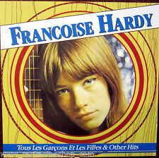 CD / FRANCOISE HARDY / HITS / TOP / SELTEN / 1989 /